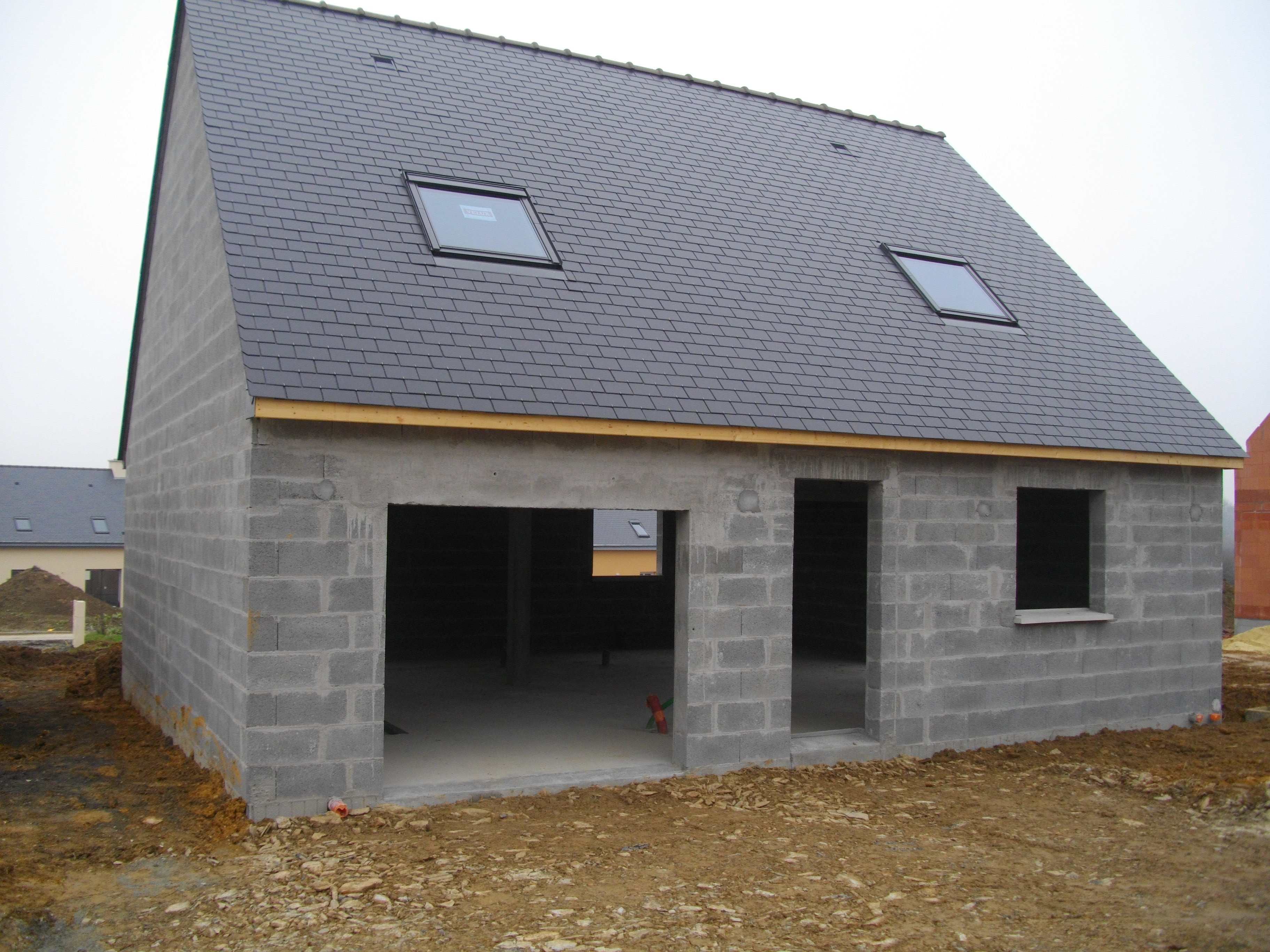 Mikit rennes nord for Constructeur maison mikit